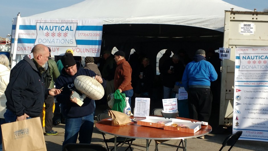 The 2016 Annual Flea Market on March 26th was a major success!