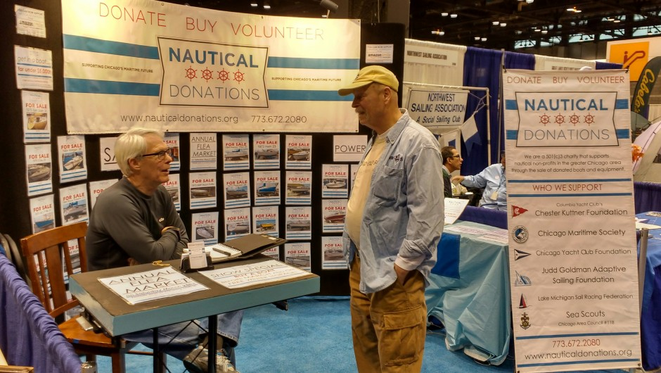 Come visit us at the 2017 Chicago Boat Show!